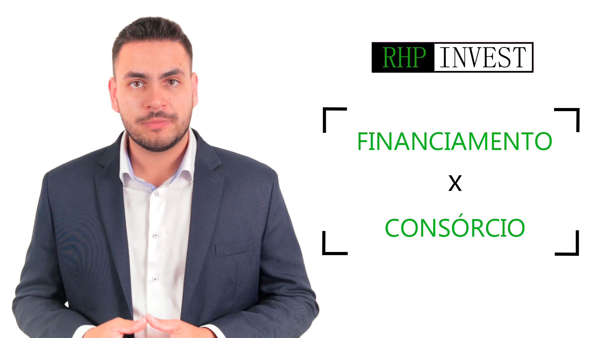 Financiamento x Consórcio